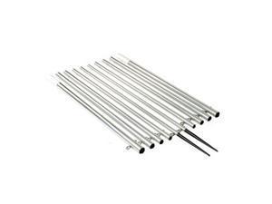 Lee's 18.5' Bright Silver Standard Poles f/ Sidewinder