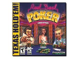 Reel Deal Texas Hold 'Em Poker Challenge