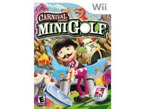 Carnival Games: MiniGolf (Nintendo Wii)