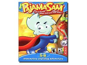 Pajama Sam: Life is Rough When You Lose Your Stuff!