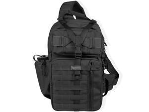 Maxpedition Kodiak Gearslinger Backpack w/ PALS, Shoulder Strap - Black