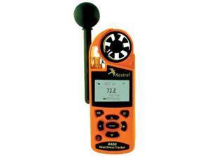 Kestrel 4400 Heat Stress Tracker - Orange