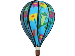Hot Air Balloon Frogs 22 inch