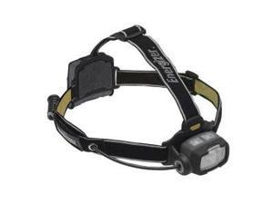 HardCase Pro LED Headlight, Gray Body, 3 AA