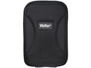 VIVITAR VIV-HSC-4-BLK Hard Shell Case (Small&#59; For cameras)