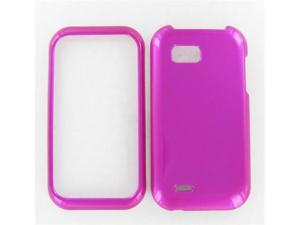 LG C800 (MyTouch Q) Hot Pink Protective Case
