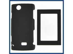 Sharp FX Black Rubber Protective Case