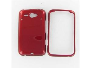 HTC Status/Chacha Red Protective Case