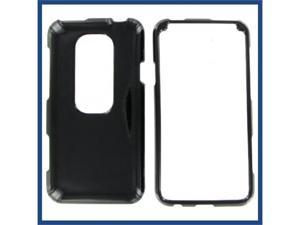 HTC Evo 3D Black Protective Case