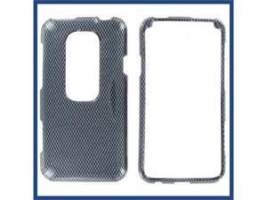 HTC Evo 3D Carbon Fiber Protective Case