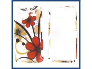 HTC Evo Shift 4G Six Petal Flower Protective Case