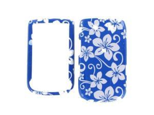 Blackberry 9800 / 9810 (Torch) Blue Hawaii Protective Case