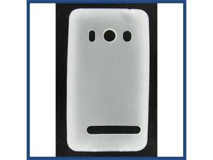 HTC Evo 4G Crystal Skin Case Clear white