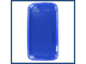 HTC Pyramid / Sensation 4G Crystal Blue Skin Case