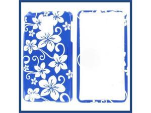 Samsung i997 (Infuse 4G) Blue Hawaii Protective Case