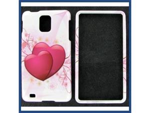 Samsung i997 (Infuse 4G) Love Heat Protective Case