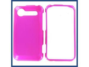 HTC Incredible S / Incredible 2 Hot Pink Protective Case
