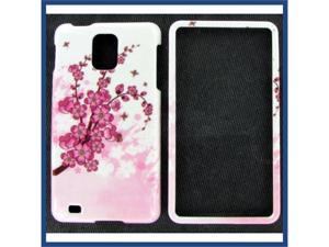 Samsung i997 (Infuse 4G) Spring Flowers Protective Case