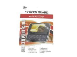 Motorola MB860 (Olympus / Atrix 4G) LCD Screen Protector
