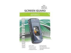 Motorola WX430 (Theory) LCD Screen Protector