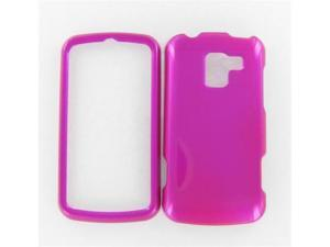 LG VS700 (Enlighten/ Optimus Slider) Hot Pink Protective Case