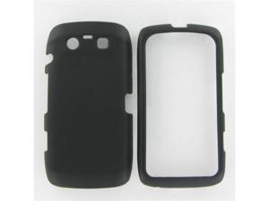 Blackberry 9850/9860 (TORCH) Black Rubber Protective Case