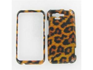 HTC ADR6330 (Rhyme) Leopard Protective Case