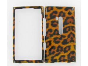 Nokia 900 (Lumia) Leopard Protective Case