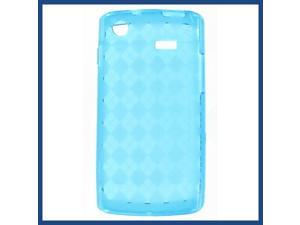 Samsung i897 (Captivate) Crystal Blue Skin Case
