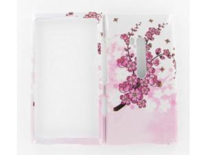 Nokia 900 (Lumia) Spring Flowers Protective Case