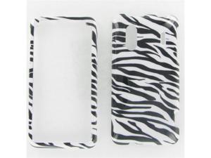 HTC EVO Design 4G Zebra Protective Case