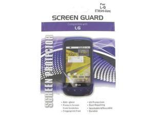 LG E739 (Mytouch / Maxx Touch) LCD Screen Protector Frosted