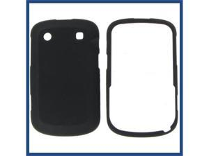 Blackberry 9900/ 9930 (Bold Touch) Black Rubber Protective Case