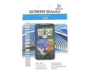 HTC ONE S LCD Screen Protector