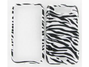 LG MS840 (Connect 4G)/ LS840 (Viper) Zebra Protective Case