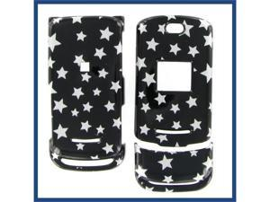 Motorola WX450 Star on Black Protective Case