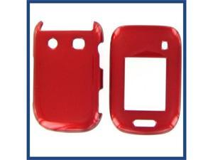 Blackberry 9670 (Style) Red Protective Case