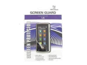 LG UN251 (Cosmos II) LCD Screen Protector