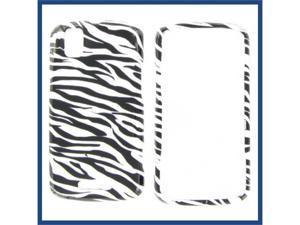 Motorola A957 (DROID Pro) Zebra Protective Case