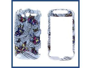 HTC MyTouch 4G 2010 Colorful Butterfly Protective Case