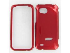 HTC ADR6425 (Rezound) Red Protective Case