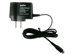 Sanyo OEM Micro USB AC Travel Charger