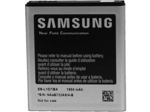 Samsung i727 Skyrocket, t989 Galaxy S II Standard 1850mAh Lithium Battery