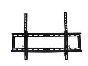"Flat Screen TV Wall Mount Bracket for 37""-55"" Plasma LED LCD TV 15°Downward Tilt Range 1.65"" Profile Up to 165LBS"