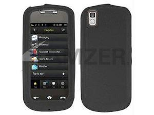 Amzer Silicone Skin Jelly Case - Grey