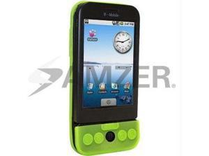 Amzer Silicone Skin Jelly Case - Neon Green