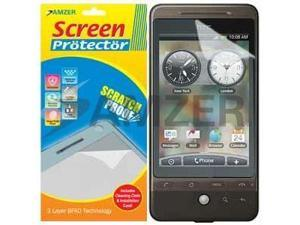 Amzer Super Clear Screen Protector with Cleaning Cloth