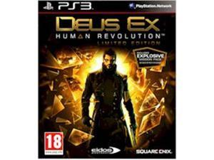 DEUS EX HUMAN REVOLUTION LIMITED ED. PS3