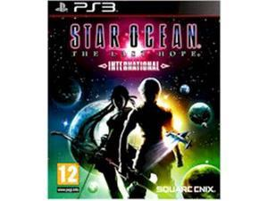 STAR OCEAN: LAST HOPE INTERNATIONAL PS3