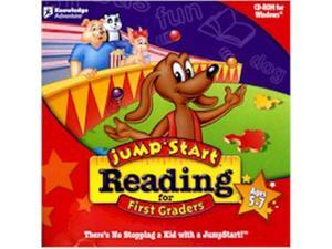 JUMP START 1ST GRADE READING